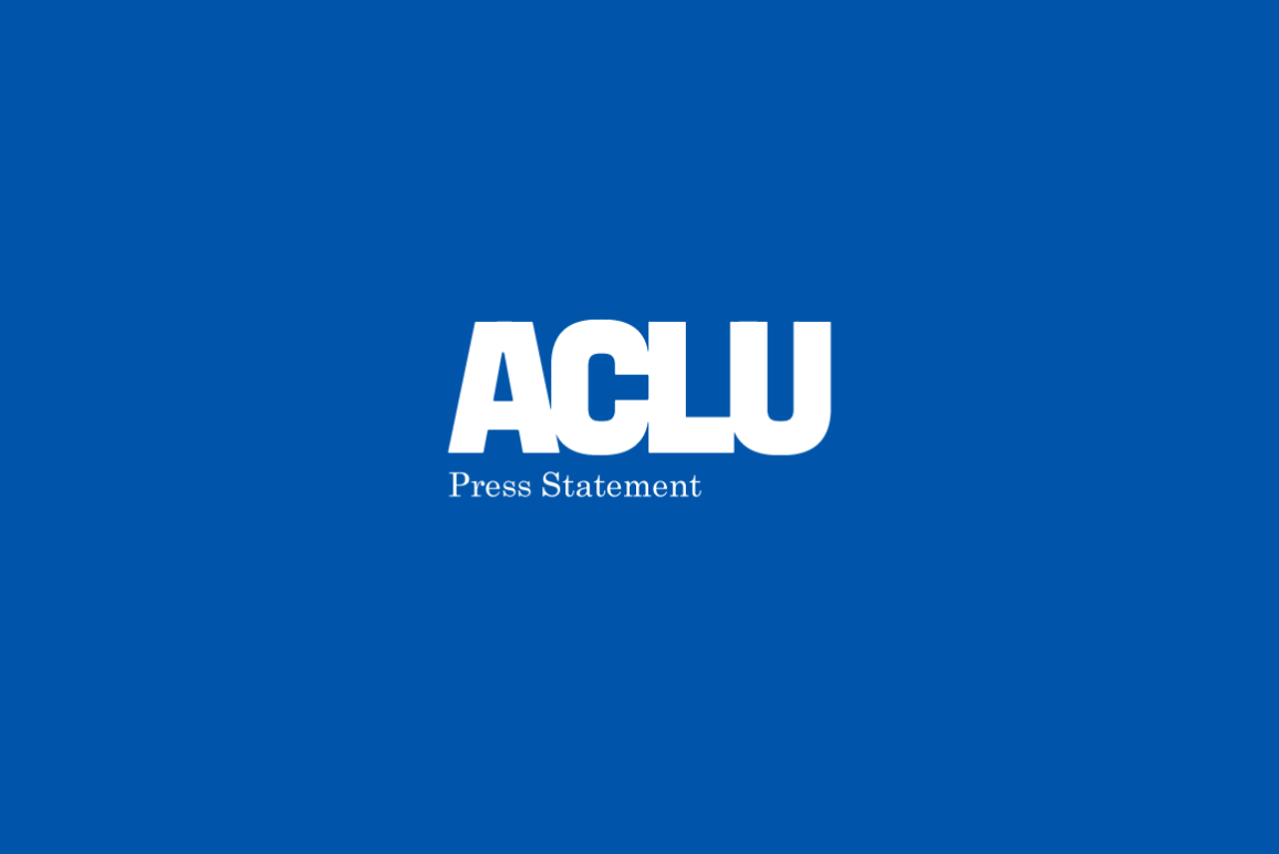 ACLU of WY Press
