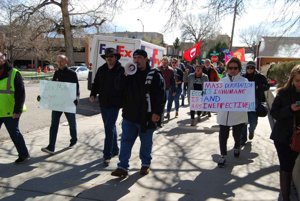 Juntos rally