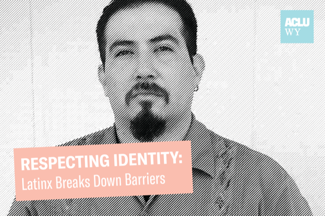 Respecting identity:  Latinx breaks down barriers