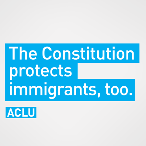 Constitution Protections Immigrants Too