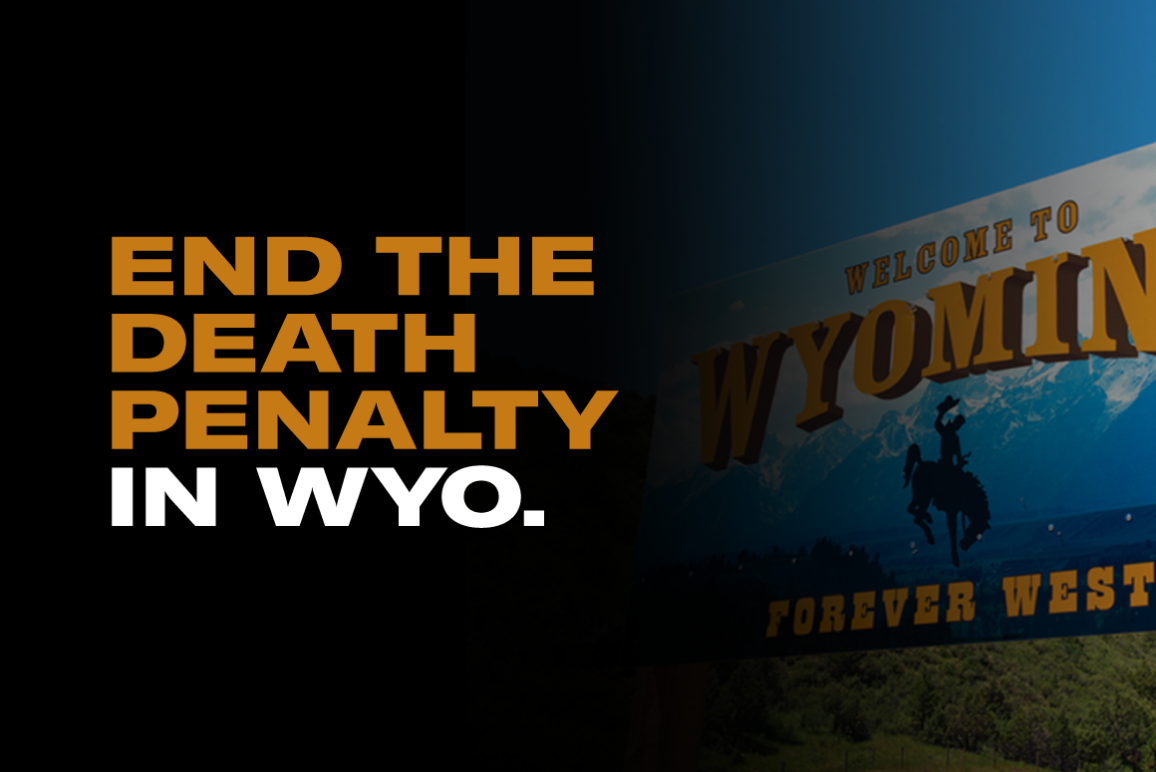 Digital Rally in Support of Repealing the Death Penalty in Wyoming image