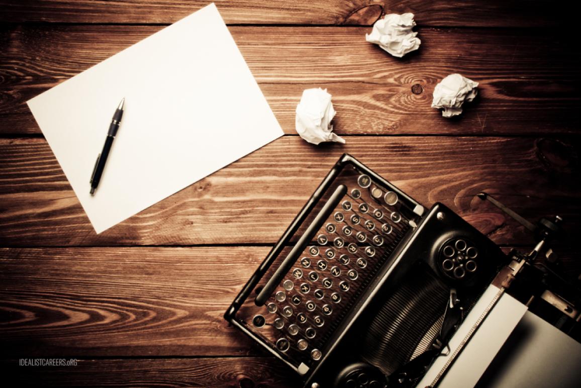 Typing type writer