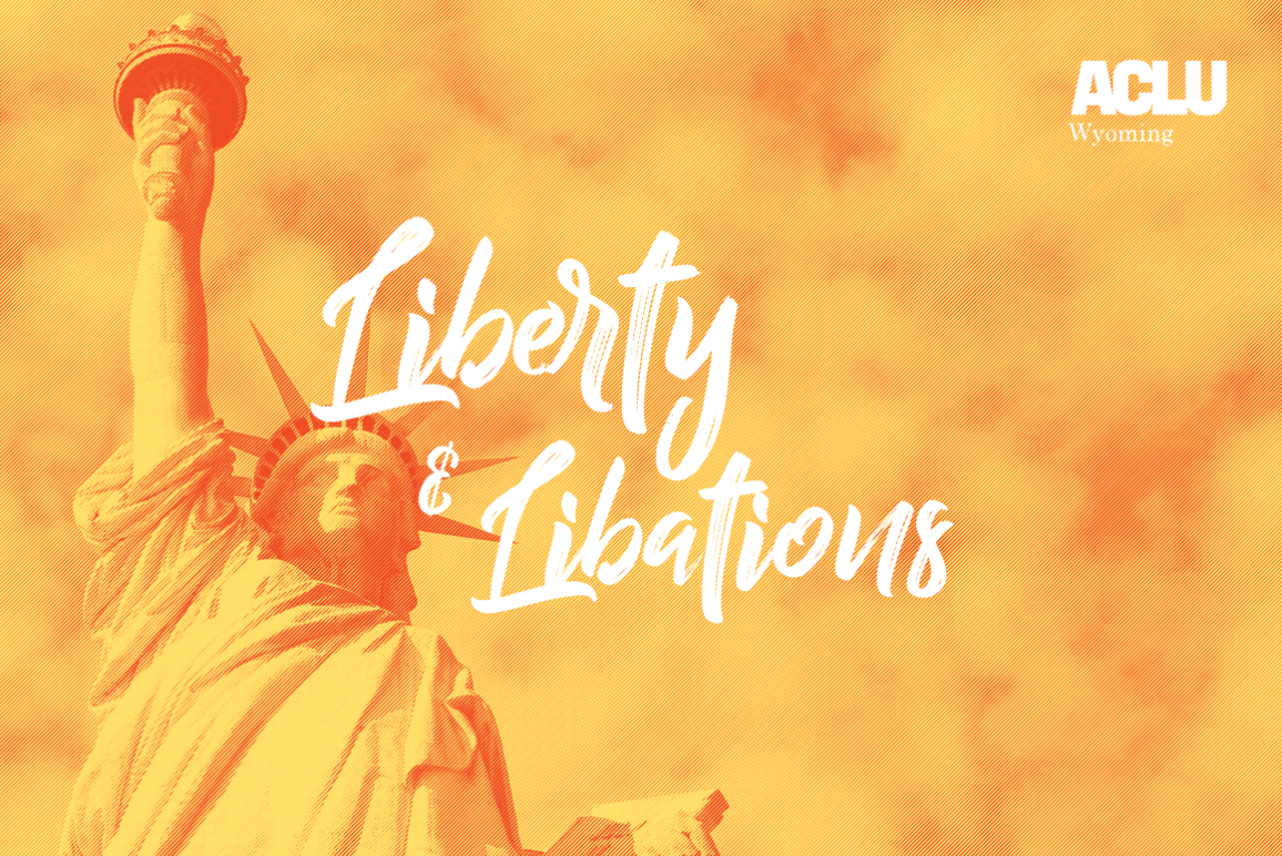 Lady Lib, Liberty and Libations