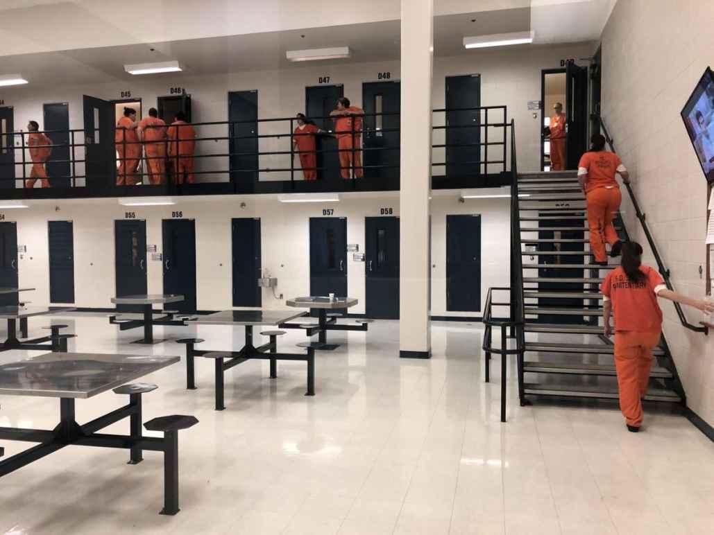 Women's Prison, South Dakota