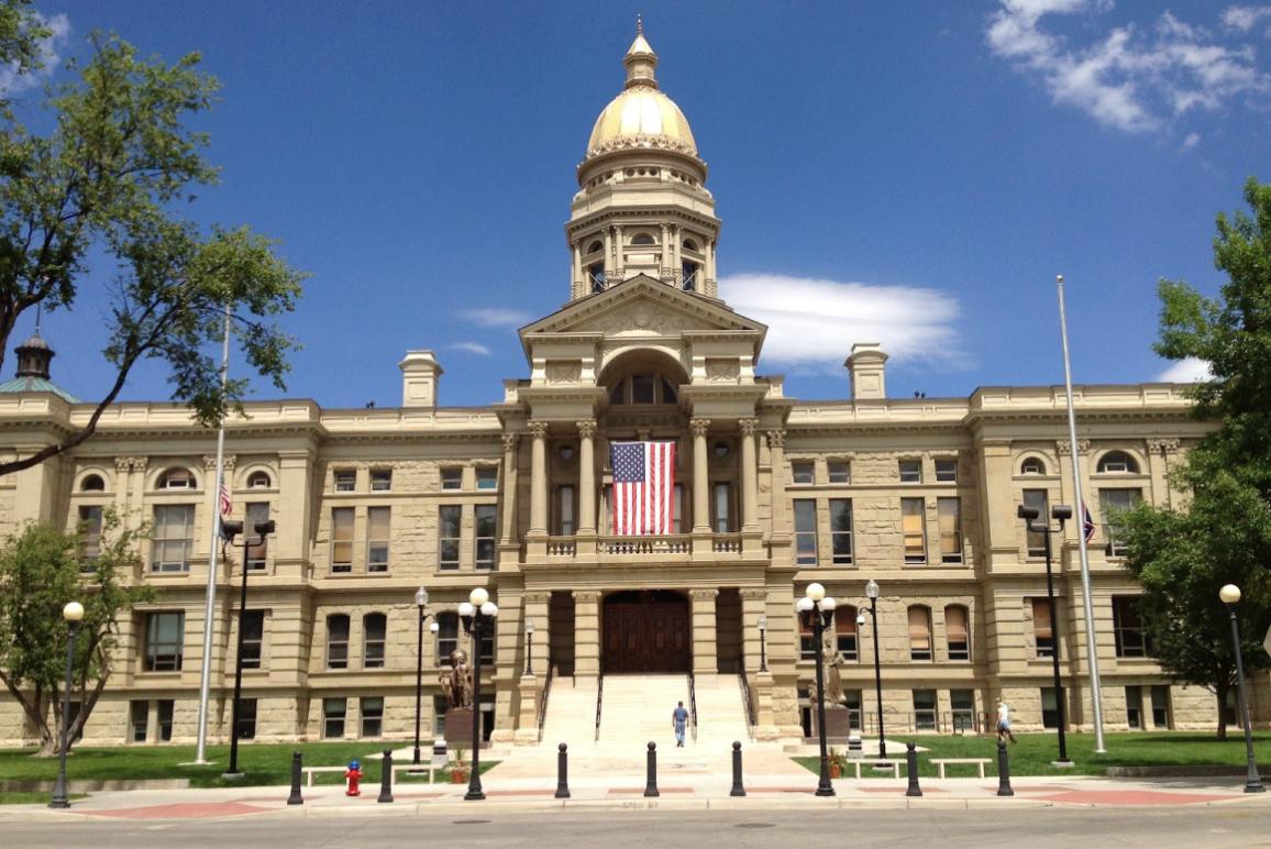 Wyoming-capital-building