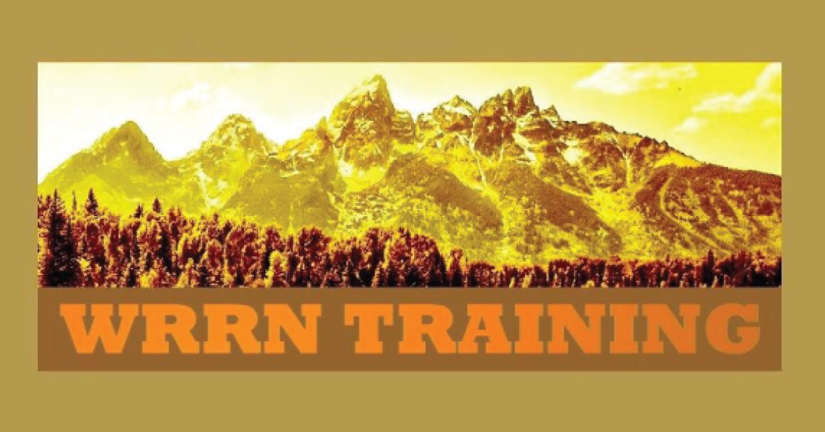 WRRN training
