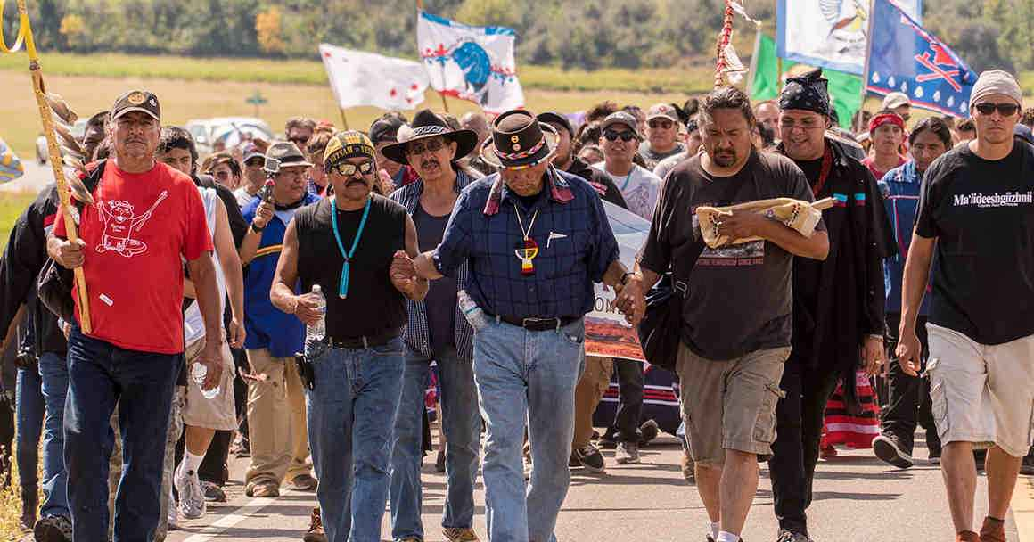 Standing Rock March